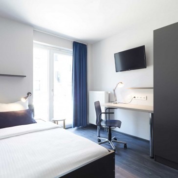 Home - Student Apartments in the Stay.campus Munich